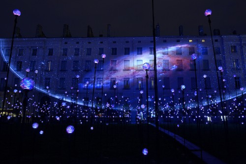 Dazzling Installations at the 2014 Festival of Lights in Lyon
