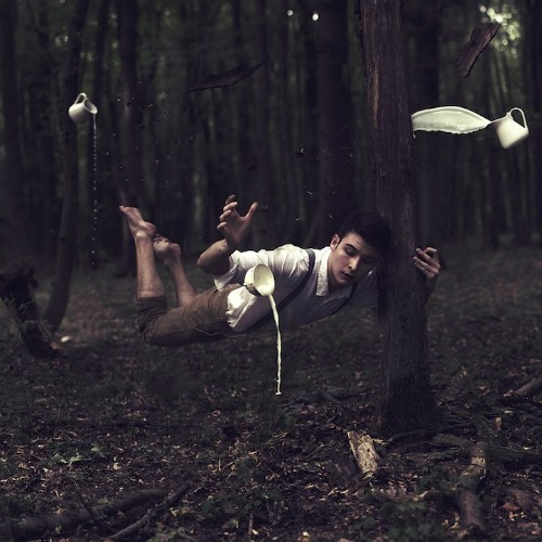 16-Year-Old Photographer Embarks on a Surreal Journey