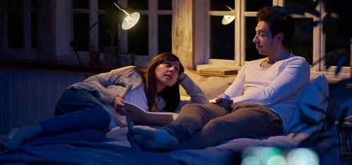Sleek Modern Light Bulb Doubles as a Bluetooth Speaker