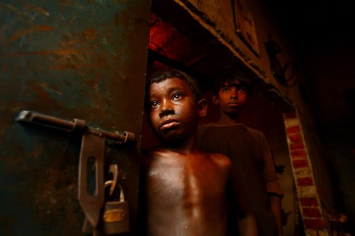 Interview: Photojournalist Captures the Heartbreaking Reality of Child Labor