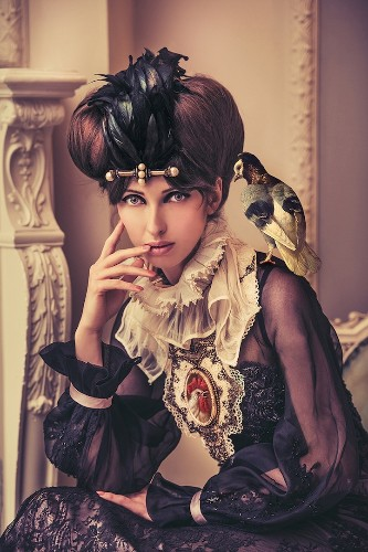 The Synergy of Fashion and Fine Art: MMM Exclusive Interview with Miss Aniela