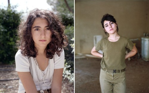 Creative Photo Project Shows the Change in Girls from Age 15 to 20