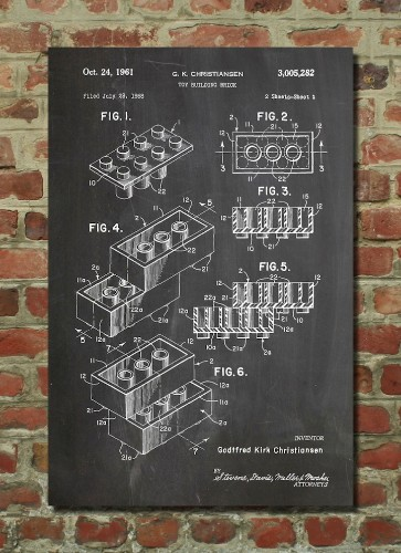 Patent Drawings Offer Revealing Details About Everyday Objects