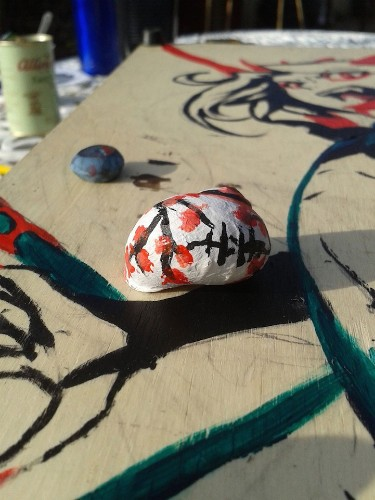 Artist Gives Snail Shells an Upgrade So People Don't Accidentally Step on Them
