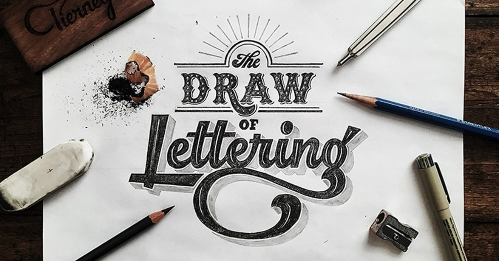 Learn How Hand Lettering Can Elevate Ordinary Text into Extraordinary Art