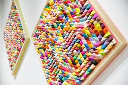 Mesmerizing Wood Sculptures Use Color and Light to Challenge Perceptions of Reality