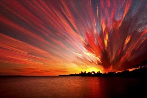 Never-Before-Seen Smeared Sky Photos by Matt Molloy