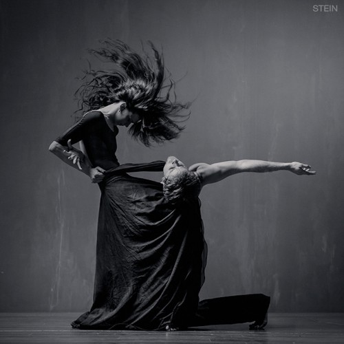Striking Black & White Portraits of Elegant Dancers Caught in Captivating Motion