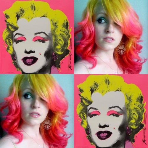 Hairstylist Creates Hair Dyeing Masterpieces Inspired by Classic Fine Art Paintings