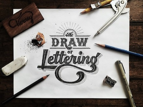 Learn Hand Lettering, the Charming Art of Custom Typography