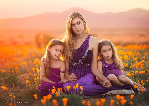 Mother Continues to Capture the Youthful Beauty of Her 10 Kids