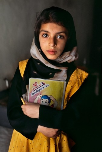 Steve McCurry Shares His Philosophy on What Makes a Good Portrait