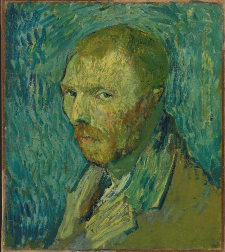 "Experts Confirm That the ""Fake"" Van Gogh Self-Portrait Is Actually Real"