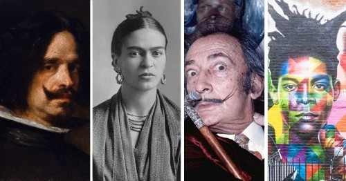 10 Great Hispanic Artists Who Shaped Western Culture