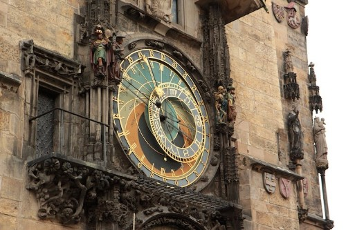 600-Year-Old Medieval Clock Shows the State of the Universe in Real Time