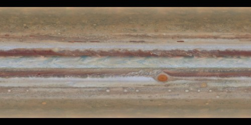 Hubble Space Telescope Captures Jupiter in 4k Ultra HD