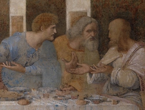 Dissecting Leonardo da Vinci's Famous 'The Last Supper' Painting