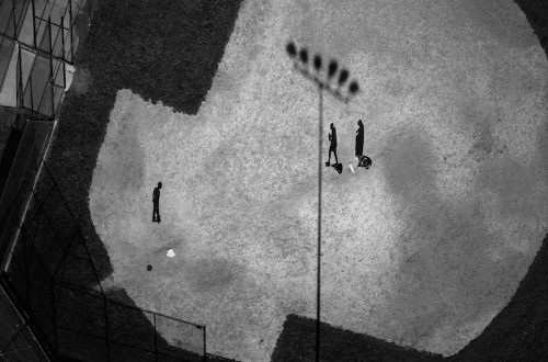 Drone Photography Where the Shadows Tell the Stories