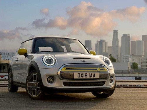 Highly Anticipated All-Electric MINI Cooper Gets Release Date and Price