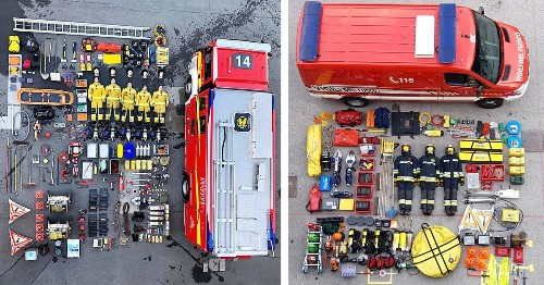 """Emergency Service Workers Around the World Are Doing the """"Tetris Challenge"""""""