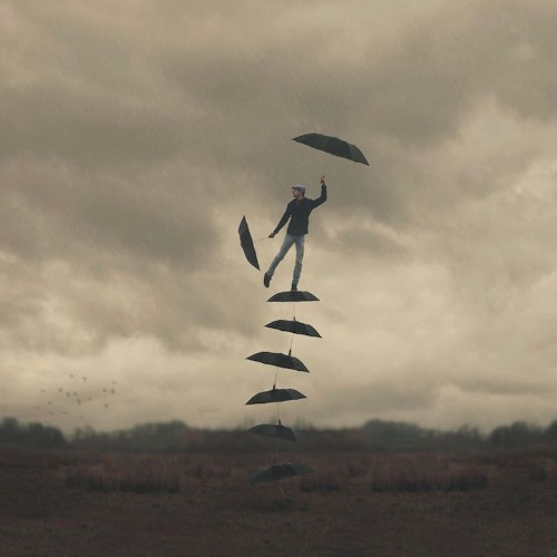 Joel's Robison's New Spectacularly Surreal Self-Portraits