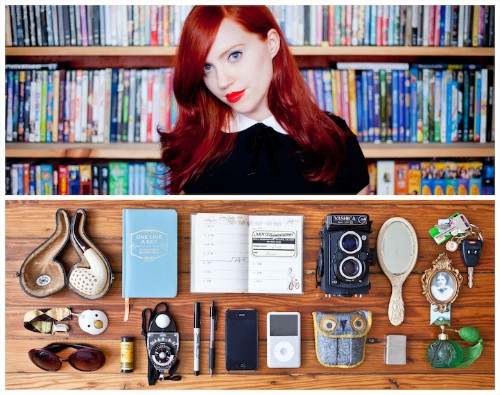 Interview: Jason Travis Captures Personalities Based on What People Carry with Them