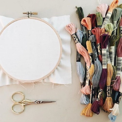 Everything You Need to Start Stitching Your Own Embroidery