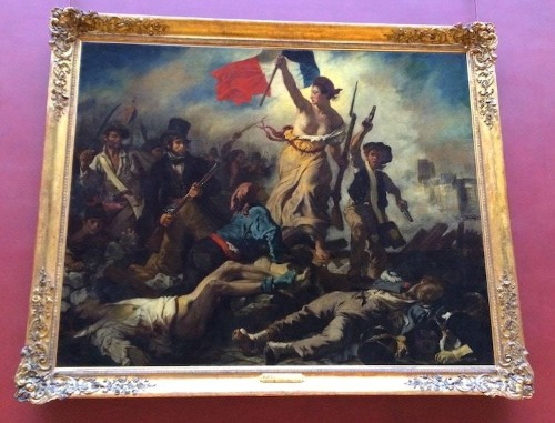 How Delacroix Captured France's Revolutionary Spirit in One Painting