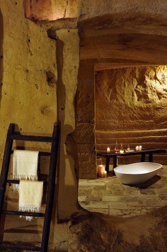 Stunning Hotel is Tucked Away in Once-Abandoned Caves