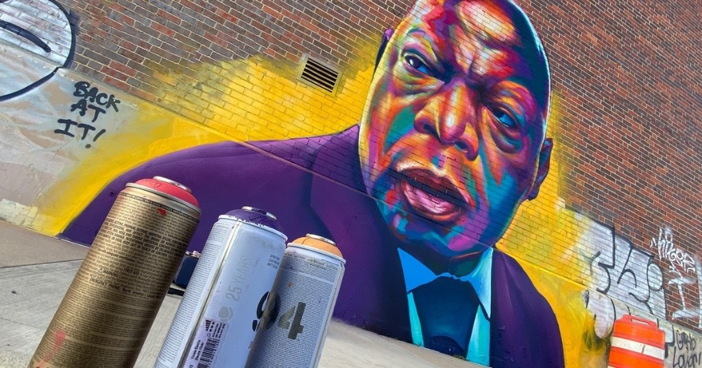 Street Artist Represents His Community With Giant Vibrant Murals [Interview]