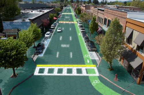 Solar Panel Roads Will Produce Power for the Energy Grid