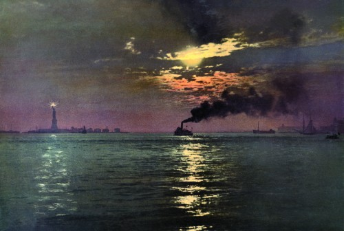 The Very First Color Photographs of the United States