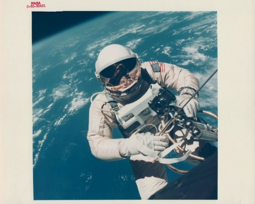 Vintage NASA Photographs Are a Real Blast from the Past