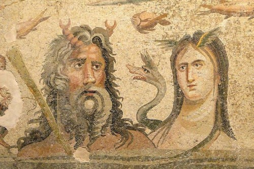 Remarkably Pristine Ancient Greek Mosaics Uncovered in Turkish City of Zeugma