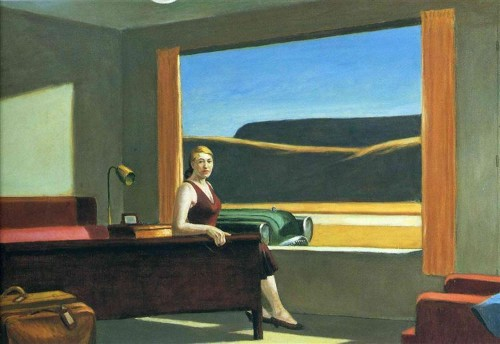 You Can Spend a Night in a Room Inspired by an Edward Hopper Painting