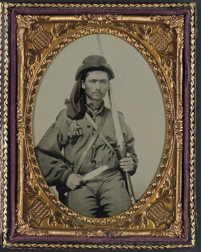 Rare Ambrotype Portraits Give Us a Peek into Souls Living During the American Civil War