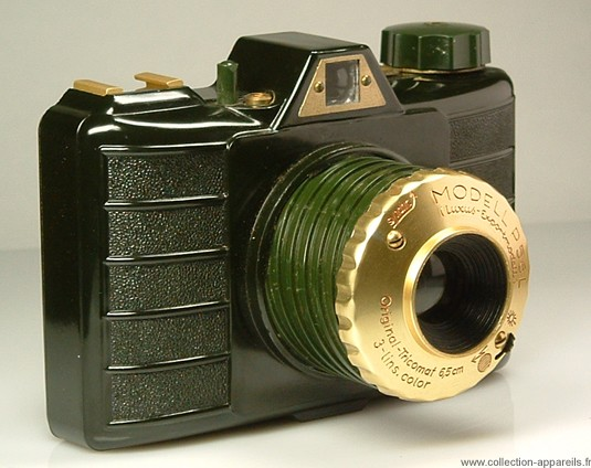 Passionate Collector Catalogs Thousands of Antique Cameras