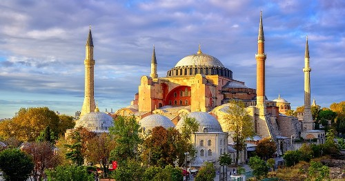 Hagia Sophia: Exploring the Rich History of Istanbul's Architectural Gem