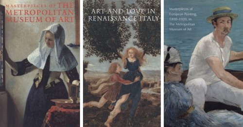 Metropolitan Museum of Art Now Offers Over 1,600 Free Art Books Online