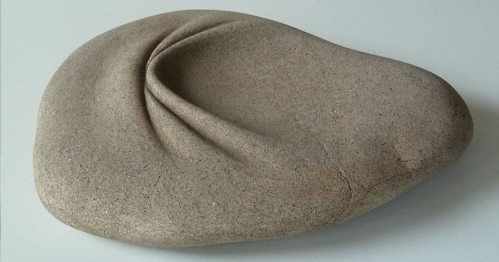 These Incredible Hand-Carved Stones Look Like They're Made of Soft Putty