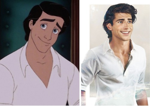 Brilliantly Realistic Renditions of What Disney Princes Would Look Like in Real Life