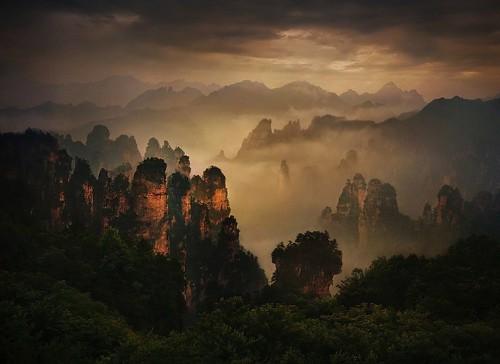 A Retired Traveler's Breathtaking Photos of International Landscapes