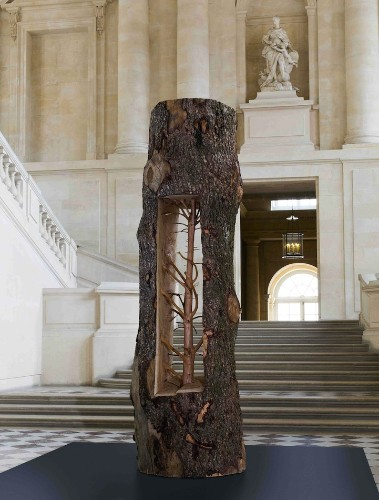 Incredible New Tree Sculptures at the Palace of Versailles