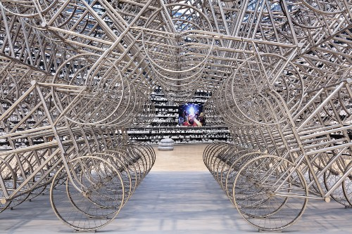 20 Years of Ai Weiwei's Politically Charged Work on Display in New Exhibition