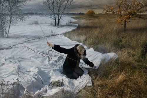 New Reality-Flipping Photos by Erik Johansson
