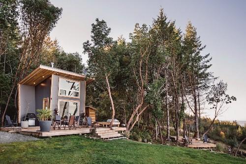 Esta casa de vacaciones mide menos de 10 metros cuadrados pero tiene todo lo que necesitas