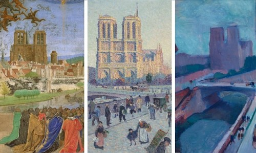 Notre-Dame in Art: How the Medieval Cathedral Has Enchanted Artists for Centuries