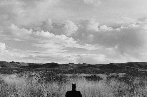 Curious Wanderings of Batman in the American Southwest