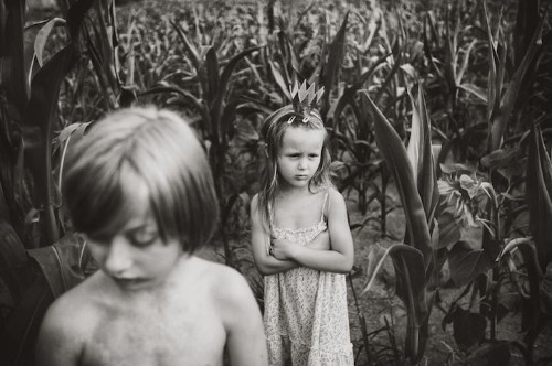 Photographer Documents the Idyllic Summer Days of Her Children Playing in the Polish Countryside