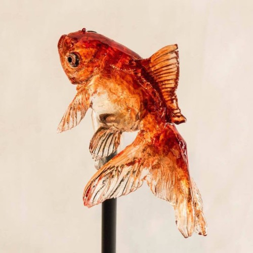 Stunning Japanese Lollipops Are Realistic Animal Sculptures You Can Lick